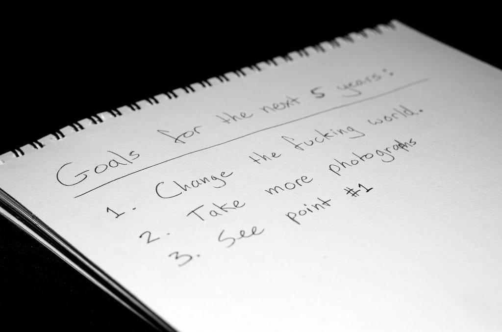 Lista Obiettivi